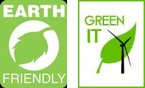 Umweltfreundliches Hosting